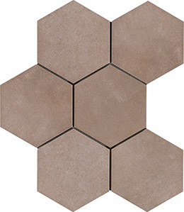 Fuse Taupe Hex