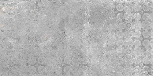 Geostone Grey Decor 295 x 595
